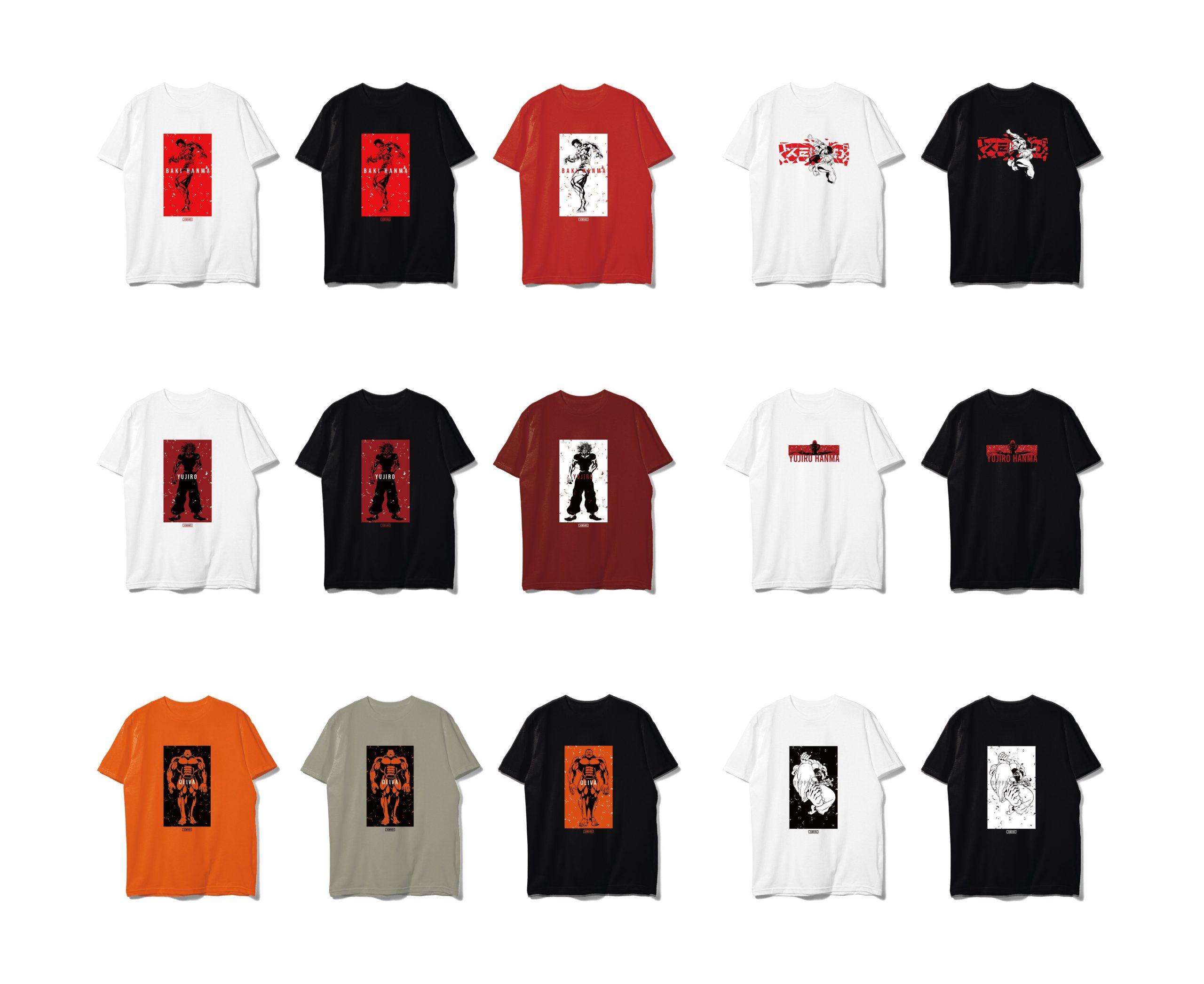 XENO×BAKI Collaboration T-shirt